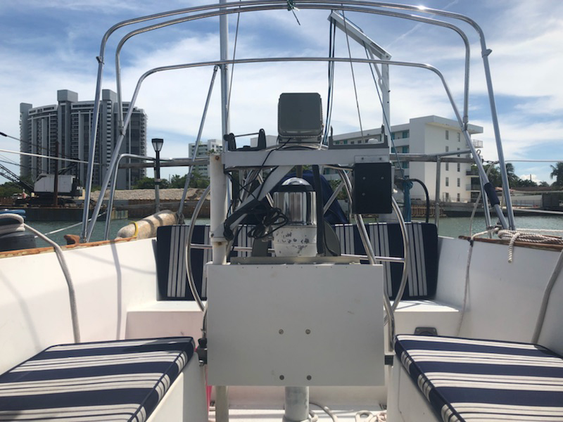 Luxury Sailing Boat Rental South Florida